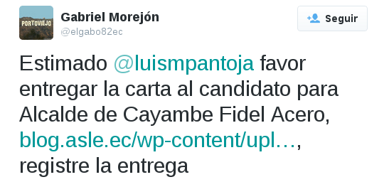Fidel Acero Luis Miguel Pantoja