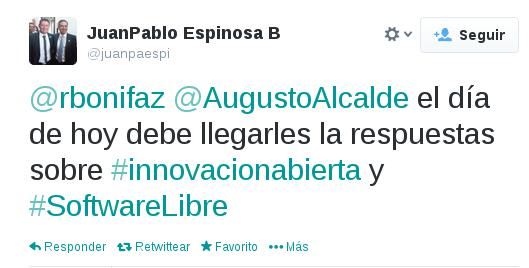 Juan Pablo Espinosa - Barrera